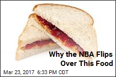 Why the NBA Flips Over This Food