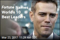 Fortune Names World's 10 Best Leaders