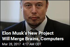 Elon Musk's New Project: Computer-Brain Interface