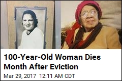 Woman, 100, Dies Month After SF Eviction
