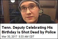 Off-Duty Deputy Shot Dead by Police