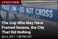 The Cop Who May Have Framed Dozens, the City That Did Nothing