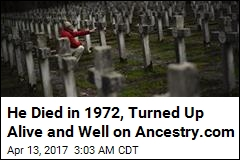 Online Ancestry Hunt Turns Up Strange Identity Theft Case