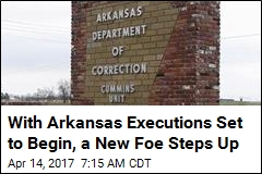 Drugmakers Challenging Arkansas Executions, Too