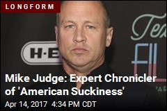 Mike Judge: Expert Chronicler of 'American Suckiness'
