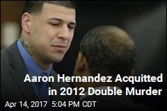 Aaron Hernandez Acquitted in 2012 Double Murder