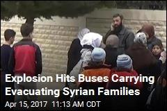 Car Bomb Kills at Least 39 Syrian Evacuees