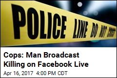 Cleveland Cops Seek Suspect in Facebook Live Killing