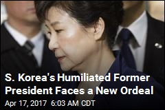 S. Korea's Humiliated Former President Faces a New Ordeal