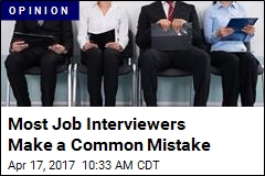 Job Interviews Are a Waste of Time