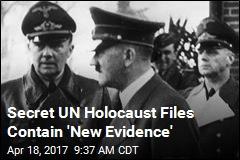 Report: Secret UN Files Show Allies Knew of Holocaust Earlier