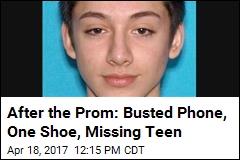 Idaho Teen Left His Prom, Then Vanished
