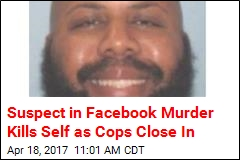 Suspect in Facebook Murder Kills Self as Cops Close In