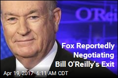 Sources: Fox Preparing to Part Ways With O'Reilly