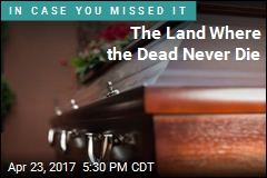 The Land Where the Dead Never Die