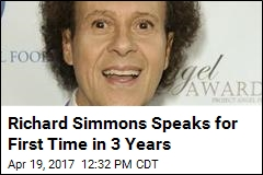 Richard Simmons Speaks for First Time in 3 Years