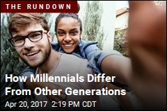 How Millennials Differ From Other Generations