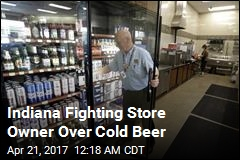 Indiana GOP Works to Close Cold Beer Loophole