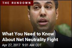 Battle Lines Redrawn: Net Neutrality Fight Returns