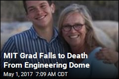 MIT Grad Falls to Death From Engineering Dome