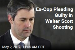 Ex-Cop Who Killed Walter Scott Pleading Guilty