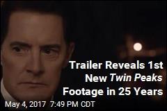 Trailer Reveals 1st New Twin Peaks Footage in 25 Years