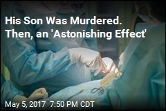 His Son Died. Then Came an 'Astonishing Effect'
