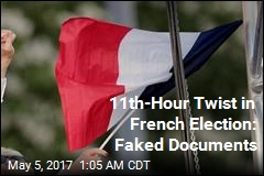 Allegations of Hacking, Fake News Shake French Election