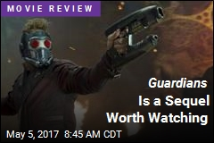 Guardians Is a Sequel Worth Watching