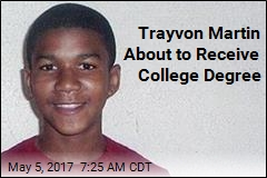 Trayvon Wanted to Be a Pilot. College Honors That Dream