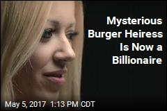 Burger Heiress Turns 35, Becomes Billionaire