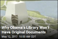Obama Sets Out to Break the Mold With Presidential Library