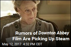 Downton Abbey Film Shooting This Fall. Maybe
