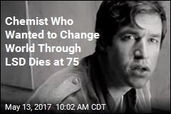 Chemist Who Tried to Start LSD Revolution Dies at 75