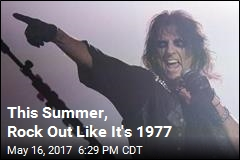 This Summer, Rock Out Like It's 1977