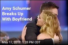 Amy Schumer Breaks Up With Boyfriend
