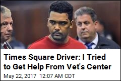 Times Square Driver 'Was Trying to Get Help'