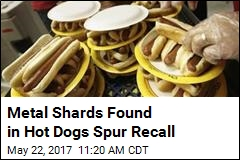 Right Before Memorial Day, a Hot Dog Recall