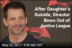Justice League Director Bows Out in Wake of Tragedy