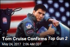 Tom Cruise Confirms Top Gun Sequel