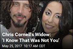Chris Cornell's Widow Pens a Love Letter