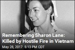 Friends Remember Only Nurse Killed by Hostile Fire in Vietnam