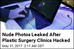 Nude Photos Leaked After Plastic Surgery Clinics Hacked