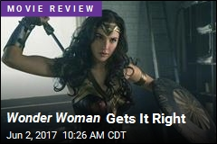 Wonder Woman Is the Best Superhero Film in a While