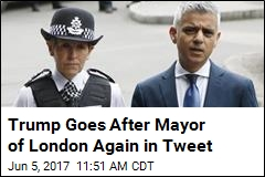 Trump Doubles Down on Criticism of London Mayor