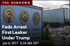 Feds: NSA Contractor Leaked Info on Russia Election Hack