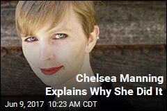 Chelsea Manning Gives 1st Interview Since Release