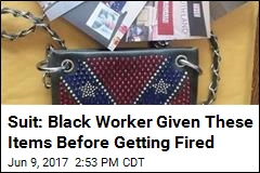 Suit: Black Worker Given These Items Before Getting Fired