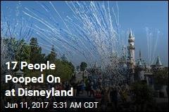 17 People Pooped On at Disneyland