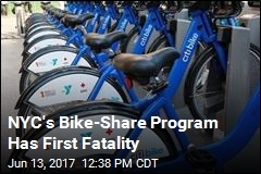 Brooklyn Banker Is NYC's First Bike-Share Fatality